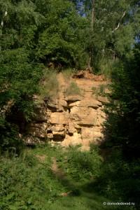 Подмосковные скалы