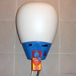 Проточно-накопительный водонагреватель