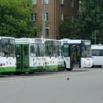 Общественный транспорт Домодедово