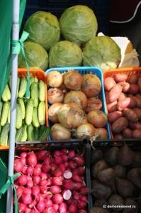 Краснодарские овощи