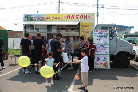 """Молочная продукция завода """"Никон"""""""