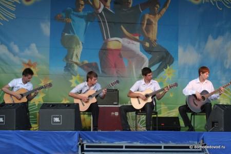 Коллектив гитаристов