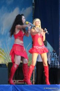 Участницы концерта