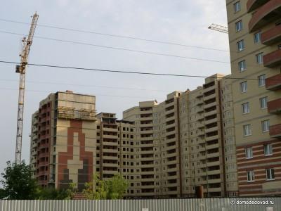 Вид с ул. Красноармейская