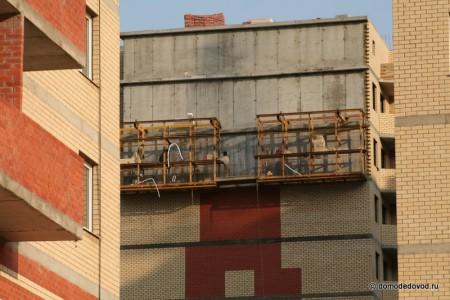 Облицовка здания