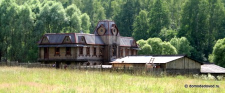 Усадьба 19-го века под Домодедово