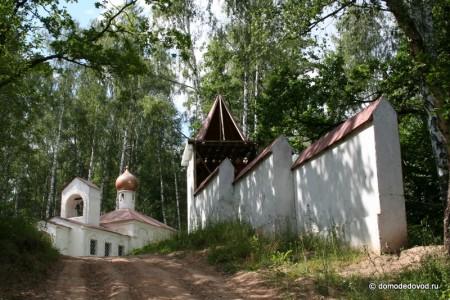 Монашеский скит Домодедово