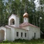 Декорации сериала «В лесах и на горах» (Домодедово)