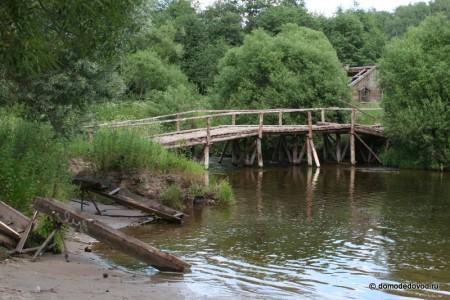 Река Рожайка (она же Волга)