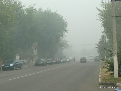 Улица Советская. Утро 8 августа.