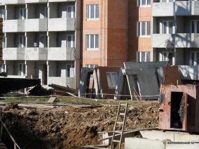"Новостройка ""Гюнай"" по ул. Ломоносова, 6"