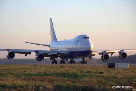 Боинг-747 Трансаэро