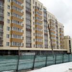 """Кеми Финанс """"Гранд Авион"""" март 2011 вид с ул. Советской"""