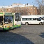 Автобусы на станции Домодедово
