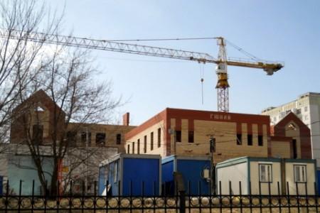 Строительство новой начальной школы