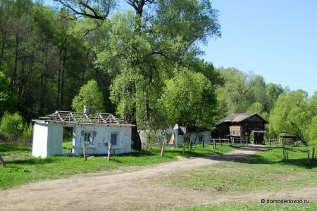 Крестьянские дома