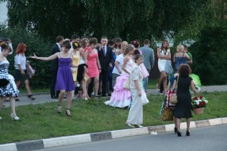 Выпускные в Домодедово