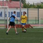День молодежи в Домодедово. Футбол