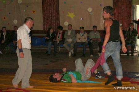 Национальная татарская борьба «Курэш»