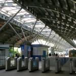 Терминал аэроэкспресс в аэропорту Домодедово