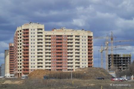 Квартиры в ЖК Центральный, г. Домодедово, ул. Кирова