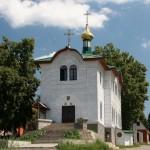 Церковь в селе Никитское