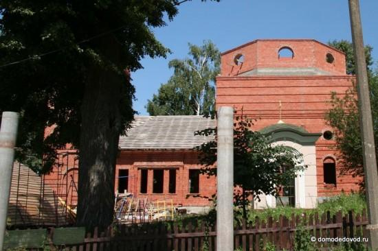 Храм великомученика Никиты. Возвращение из небытия