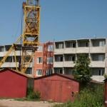 Новостройки на улице Текстильщиков