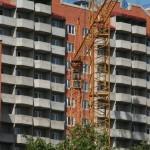 Домодедово, новостройка по ул. Ломоносова с Экодомом