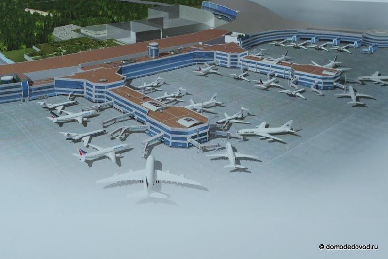 Доклад на тему аэропорт домодедово 2055