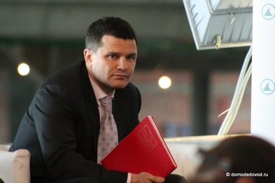 Председатель совета директоров аэропорта Домодедово Дмитрий Каменщик