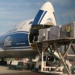 Грузоперевозки из аэропорта Домодедово осуществляет Boeing-747 компании AirBridgeCargo