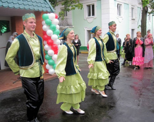 Открытие Татарского культурного центра в Домодедово