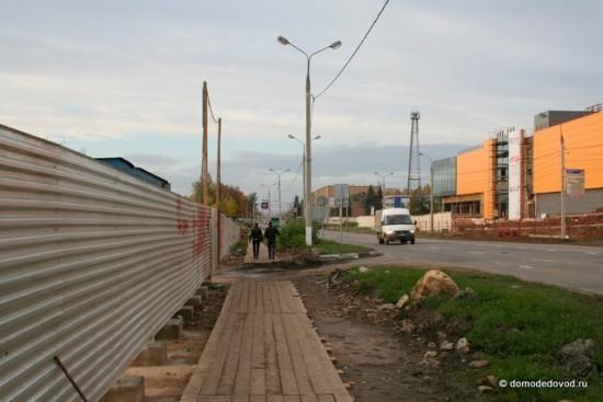 Строительство ТРЦ Торговый квартал