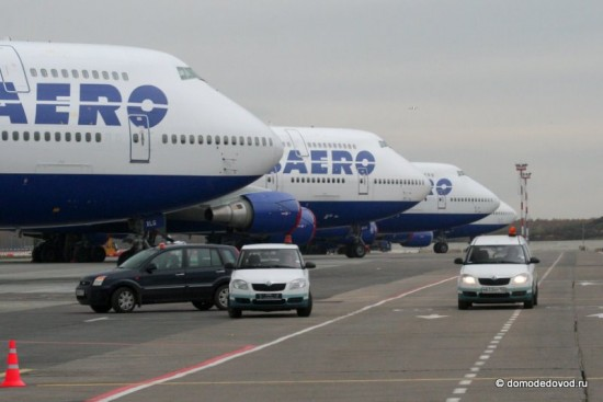 Boeing 747 Transaero