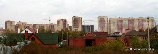 ЖК Кировский и ЖК Центральный