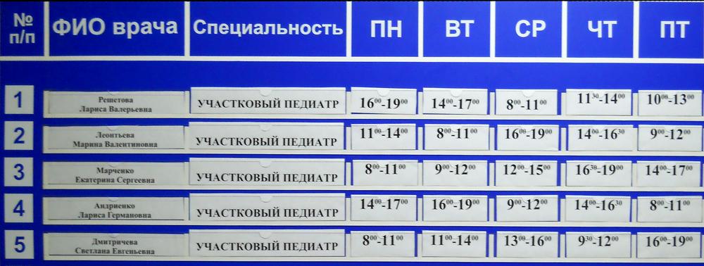 2 минэкономразвития россии глпу поликлиника