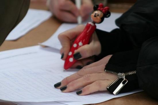 Обманутые дольщики подписывают обращение