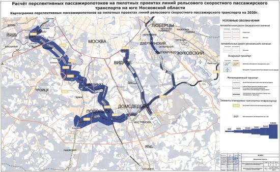 Проект развития транспорта до 2020 г
