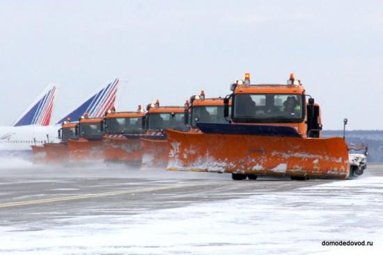 Прицепные плужно-щеточные продувочные машины TJS-630