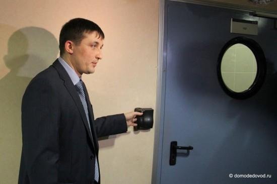 IT-директор аэропорта Домодедово Виктор Пономаренко