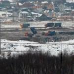 Свалка в Домодедово. 29 февраля 2012 года