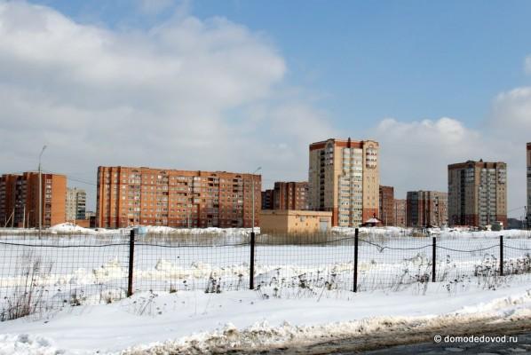 Место под строительство семи жилых домов в Дружбе