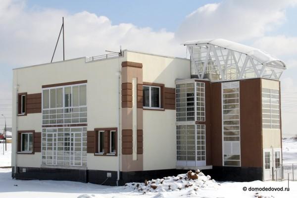 Офис продаж квартир в Новом Домодедово