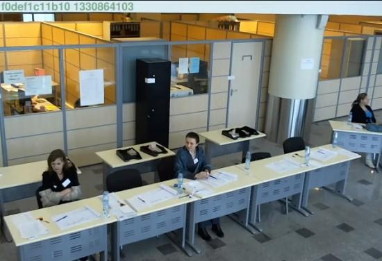 Выборы в аэропорту Домодедово