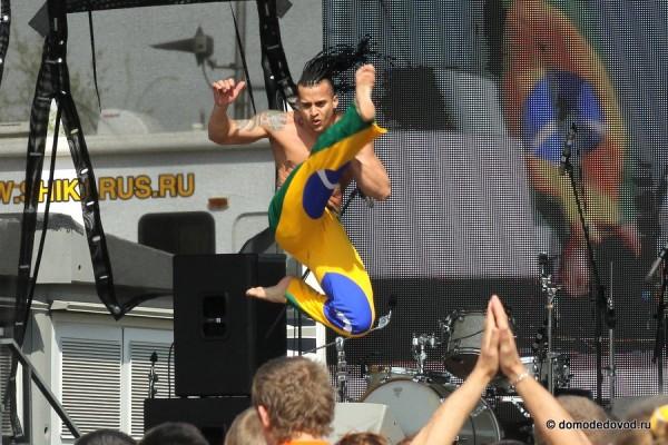 Латиноамериканское танцевальное шоу