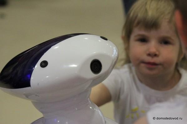 Говорящий робот
