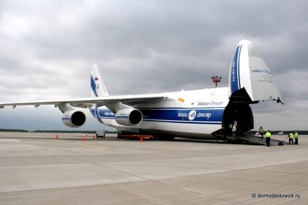 Ан-124-100 Руслан компании «Волга-Днепр»