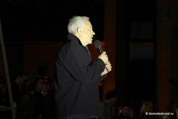 Глава городского округа Домодедово Леонид Павлович Ковалевский