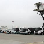 Новейшая техника аэропорта Домодедово